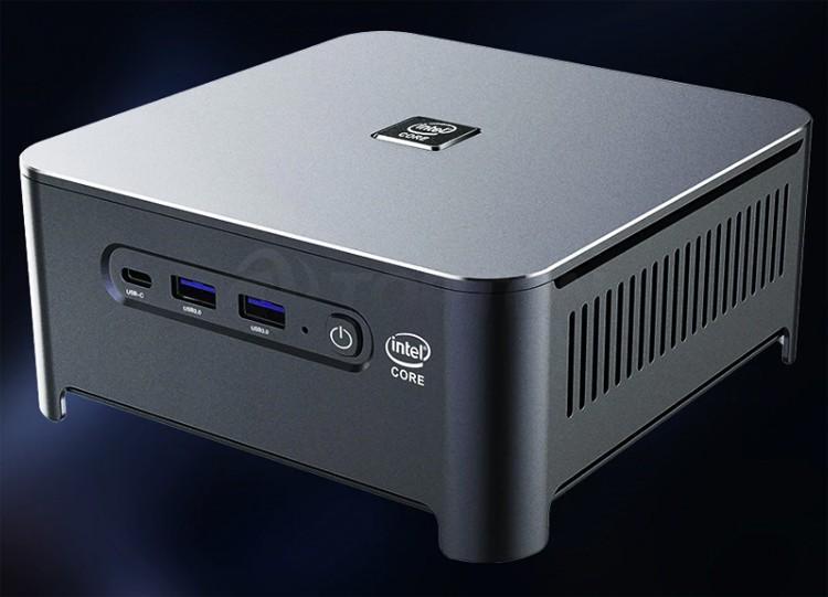 61786 Неттоп TOPTON получил 8-ядерный CPU Core i9-10885H