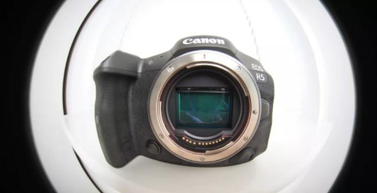 61726 Объектив Canon RF 8-15mm F/4 готов к выходу