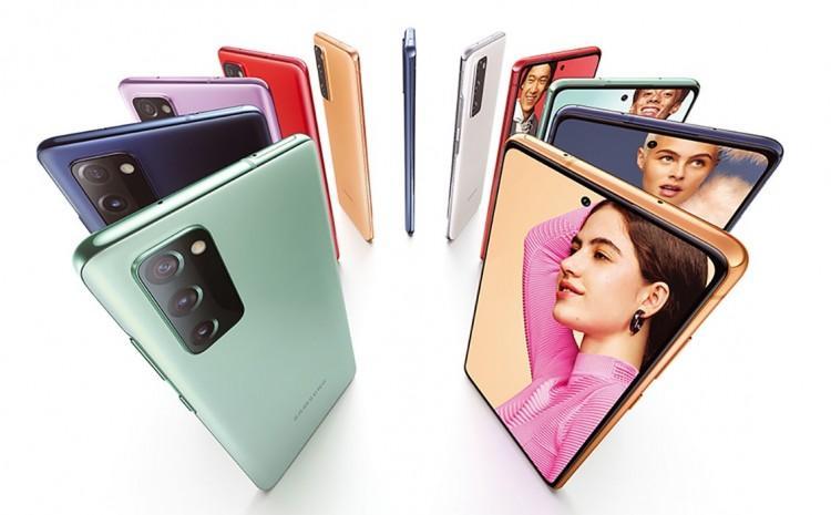 61831 Обновление улучшило работу экрана Samsung Galaxy S20 FE