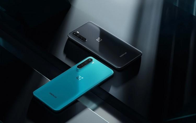61822 OnePlus Nord N100 получит дисплей с разрешением HD+