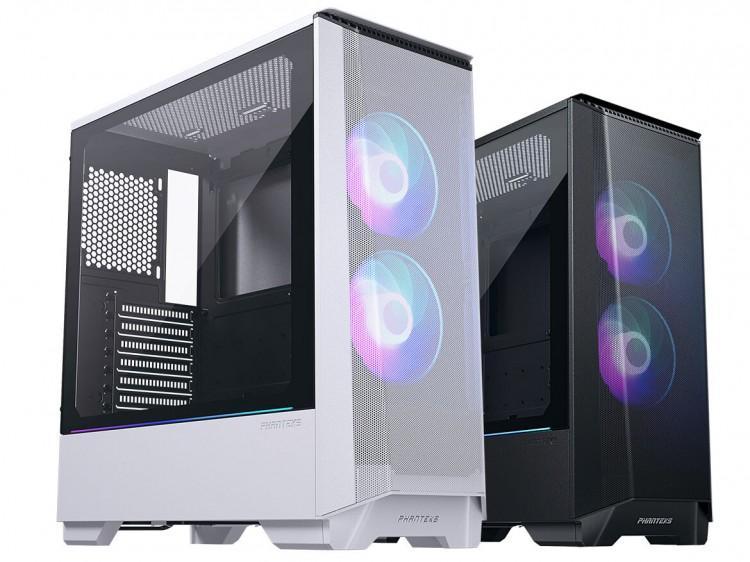 61711 Phanteks анонсировала новый корпус Eclipse P360A с передней Mesh панелью