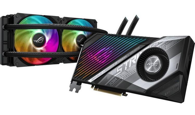 61877 Представлены 3D-карты ASUS Radeon RX 6800 и RX 6800 XT