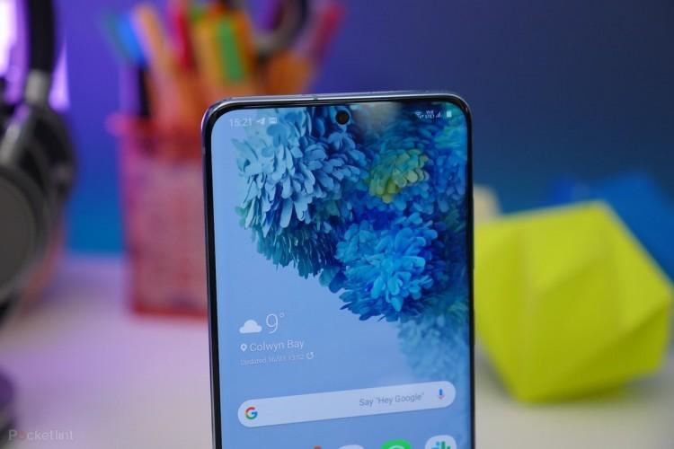 61697 Samsung Galaxy S21 не получит подэкранную камеру