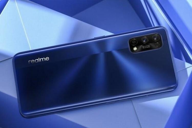 61857 В России бесплатно меняют разбитый экран Realme 7 Pro
