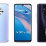 61886 Vivo представила новое устройство Vivo X50e 5G