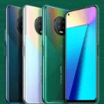 61764 Вышел новый бюджетный смартфон Infinix Note 7