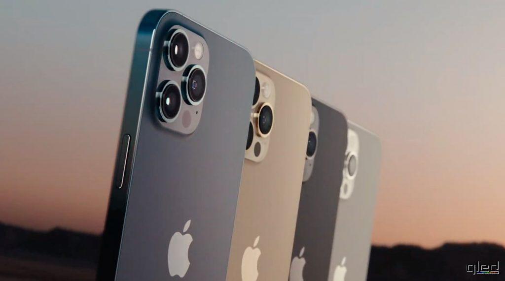 62012 Apple выпустила топовый iPhone 12 Pro Max