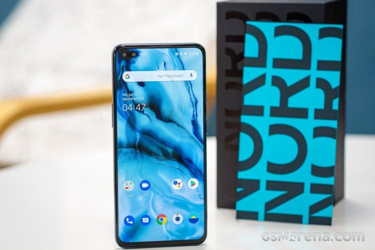 62039 И все-таки OnePlus Nord N100 получил 90-Гц экран
