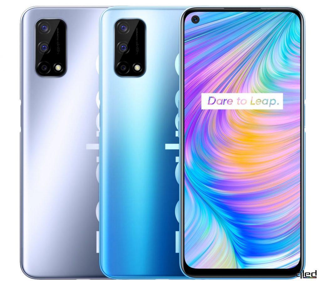 61951 На китайском рынке появилось устройство Realme Q2