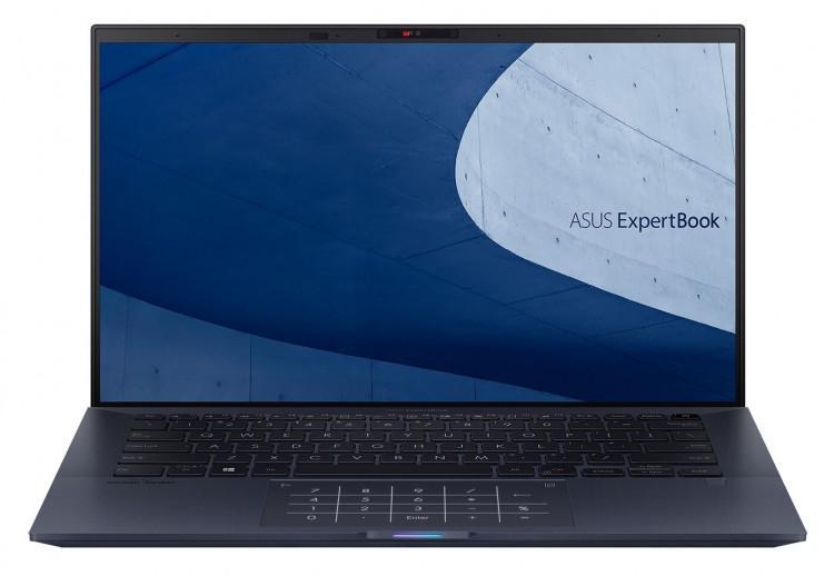 62215 ASUS анонсировала обновленный ноутбук для бизнеса ExpertBook B9