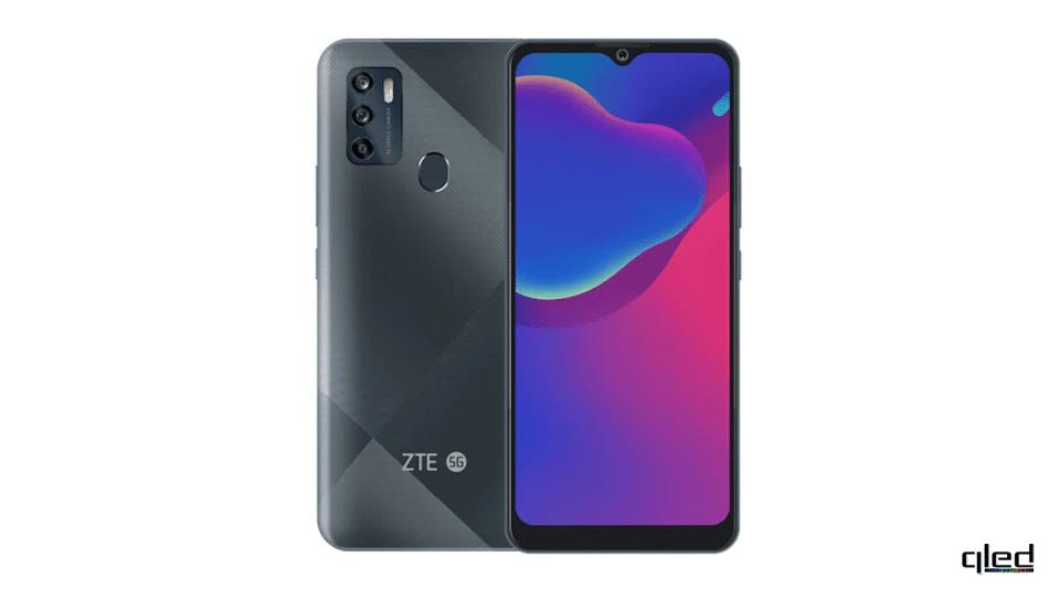 62226 Китайская ZTE выпустила смартфон среднего класса ZTE Blade V2021 5G
