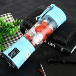 62296 Лучшие портативные блендеры. Xiaomi Pinlo Hand Juice Machine