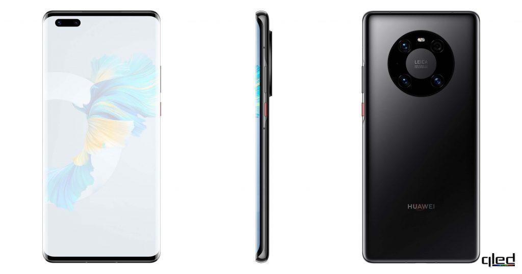62133 Презентовано новое флагманское устройство Huawei Mate 40 Pro