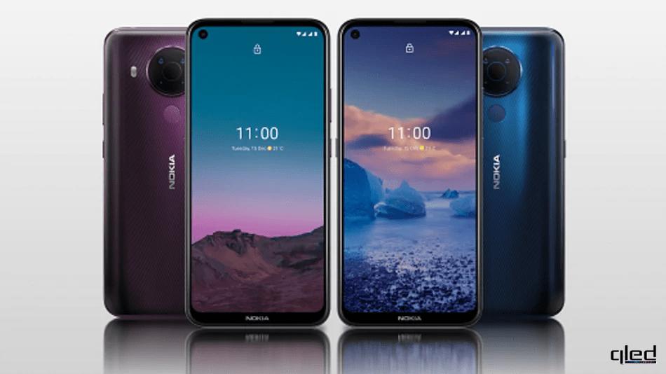 62375 Вышло новое бюджетное устройство Nokia 5.4