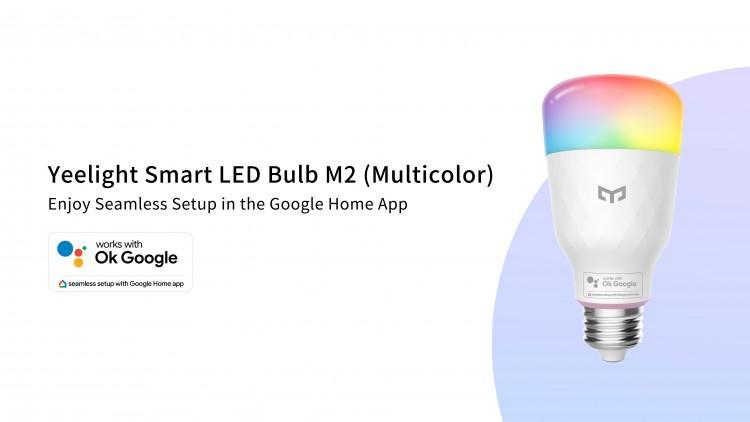 62240 Yeelight представила интеллектуальную светодиодную лампу M2