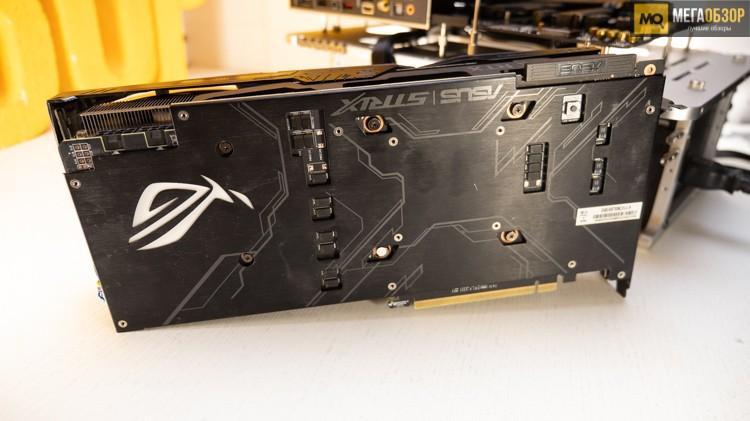 ASUS ROG Strix GeForce RTX 2080 Ti OC