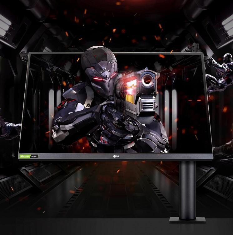 62755 Лучшие 2К мониторы для игр. LG 27GN880-B 27