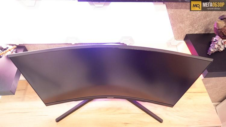 62955 Обзор Samsung Odyssey G5 LC27G55T. Игровой монитор 144 Гц