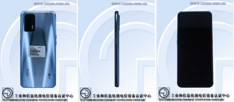 62987 Смартфон Realme GT получит 160-Гц дисплей