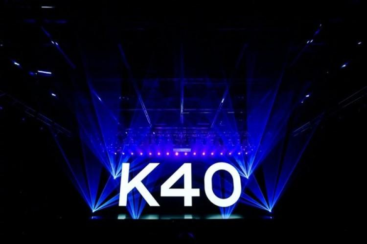 63063 Смартфон Redmi K40 представлен официально