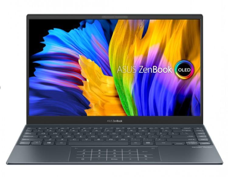 63197 Ноутбук ASUS ZenBook 13 UX325 получил OLED-дисплей