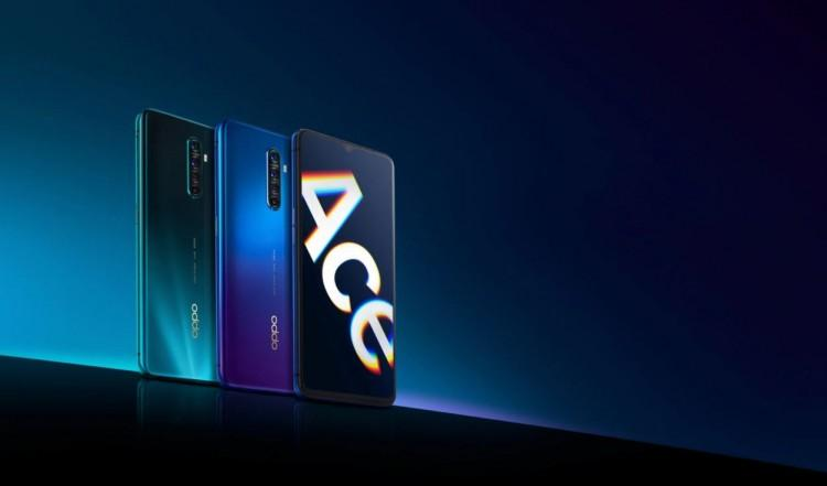 63314 OPPO Reno Ace получил обновление ColorOS 11 на базе Android 11