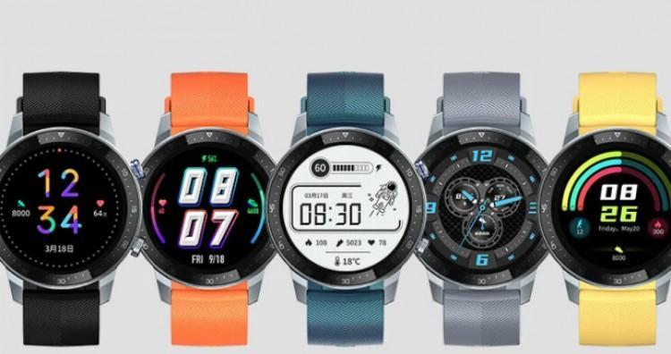 63310 ZTE Watch GT официально представлены