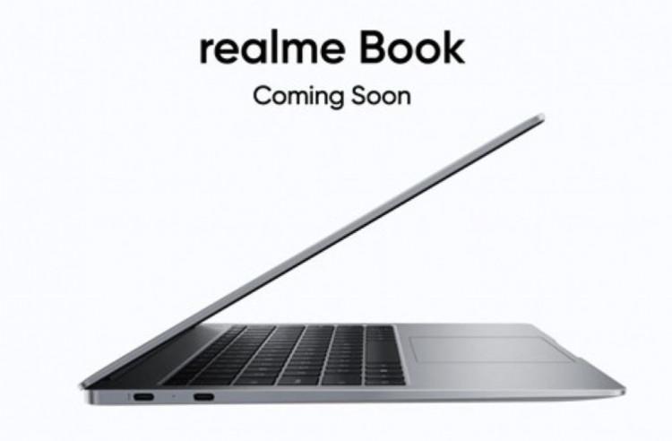 63370 Ноутбук realme Book представят в августе этого года