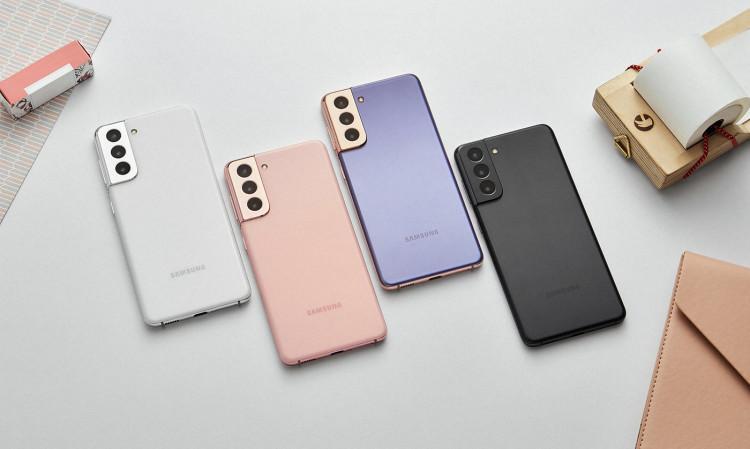 63385 Samsung Galaxy S21 скоро обновят до One UI 4.0