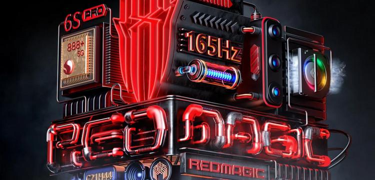 63532 Nubia Red Magic 6S Pro готов к выходу