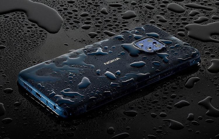 63403 Защищенный смартфон Nokia XR20 вышел в России