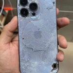 63701 iPhone 13 Pro испытали на прочность. Фото