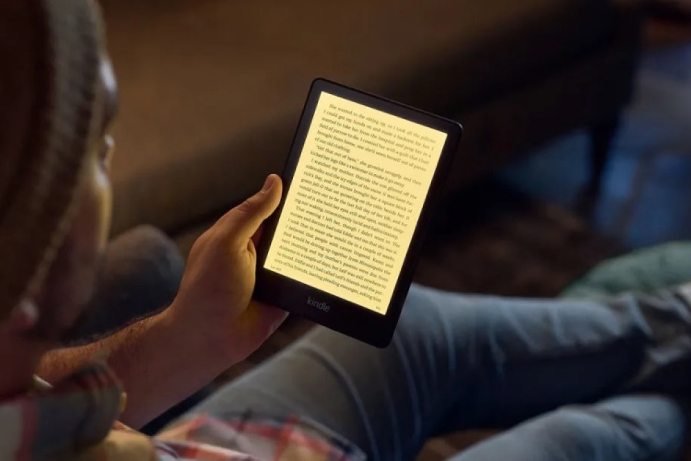 63678 Обновленный ридер Kindle Paperwhite оценен в $140