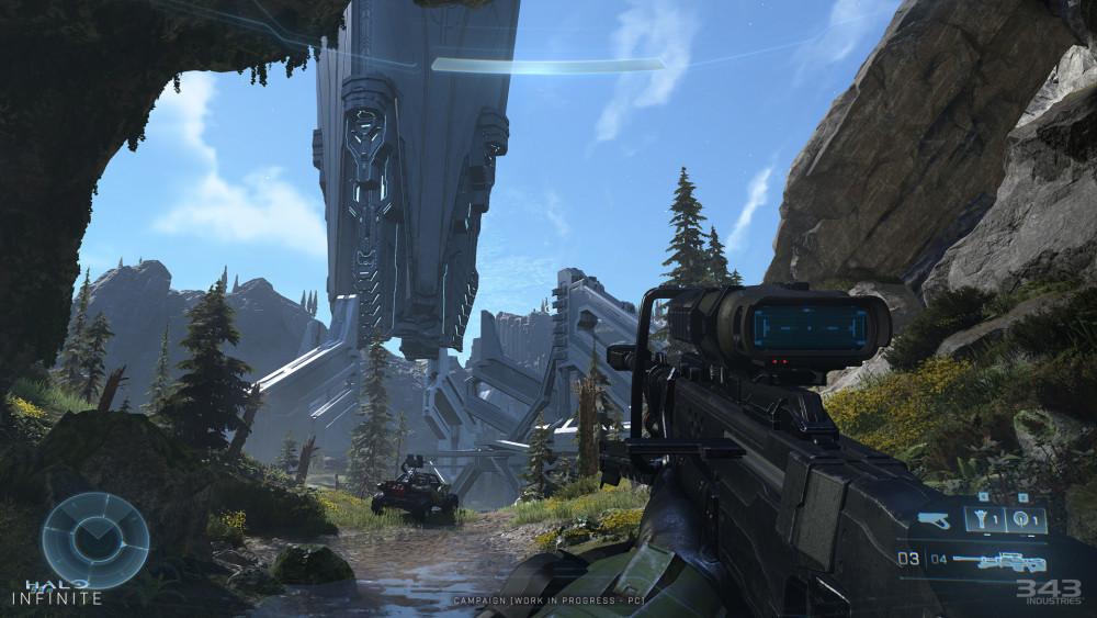 63566 Объявлены системные требования Halo Infinite для ПК
