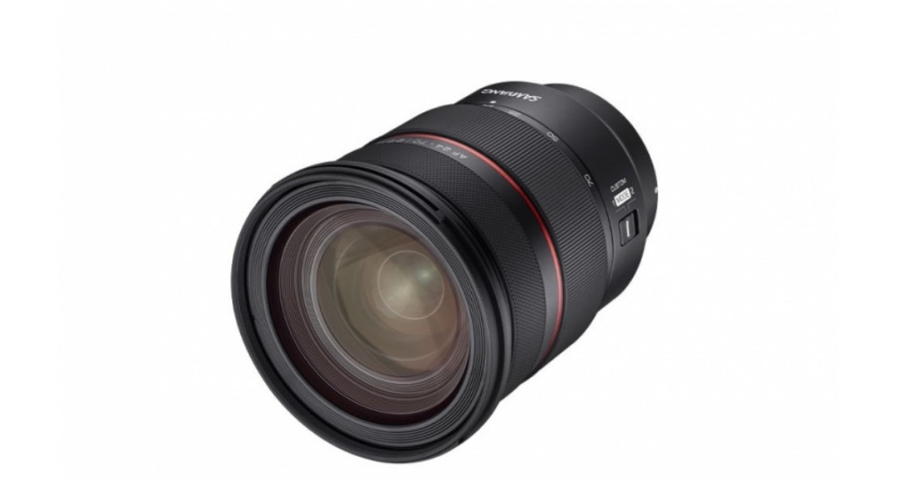 63793 Объектив Samyang AF 24-70mm F/2.8 FE оценен в $980